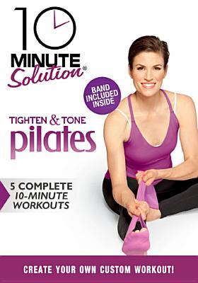 10 MINUTE SOLUTION:TIGHTEN & TONE PIL BY 10 MINUTE SOLUTION (DVD)